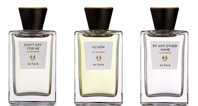 ALTAIA Perfumes