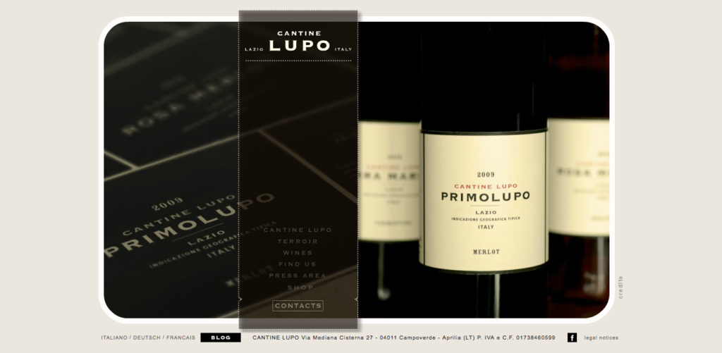 Cantine Lupo