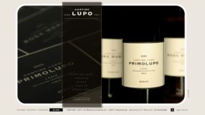Cantine Lupo Web Content and Translation