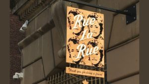 Rue La Rue Café – Wine and Beer List and Staff Training