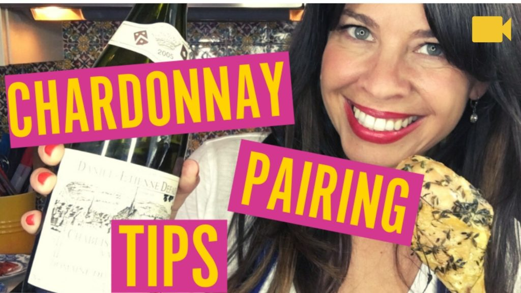 chardonnay pairing tips