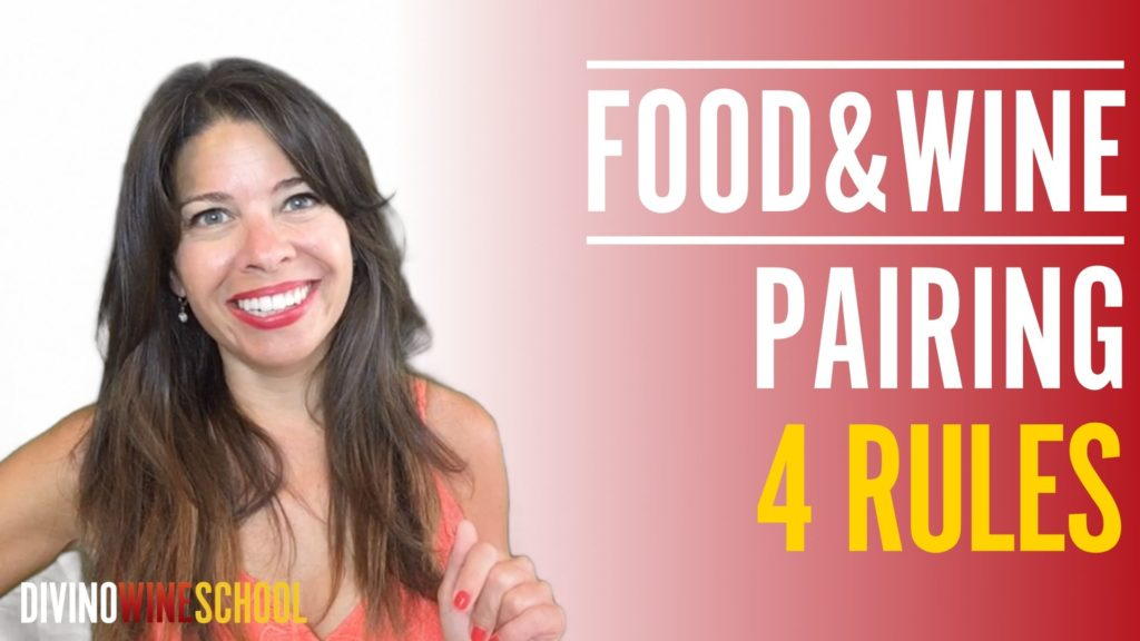 LEARN to pair wine and food
