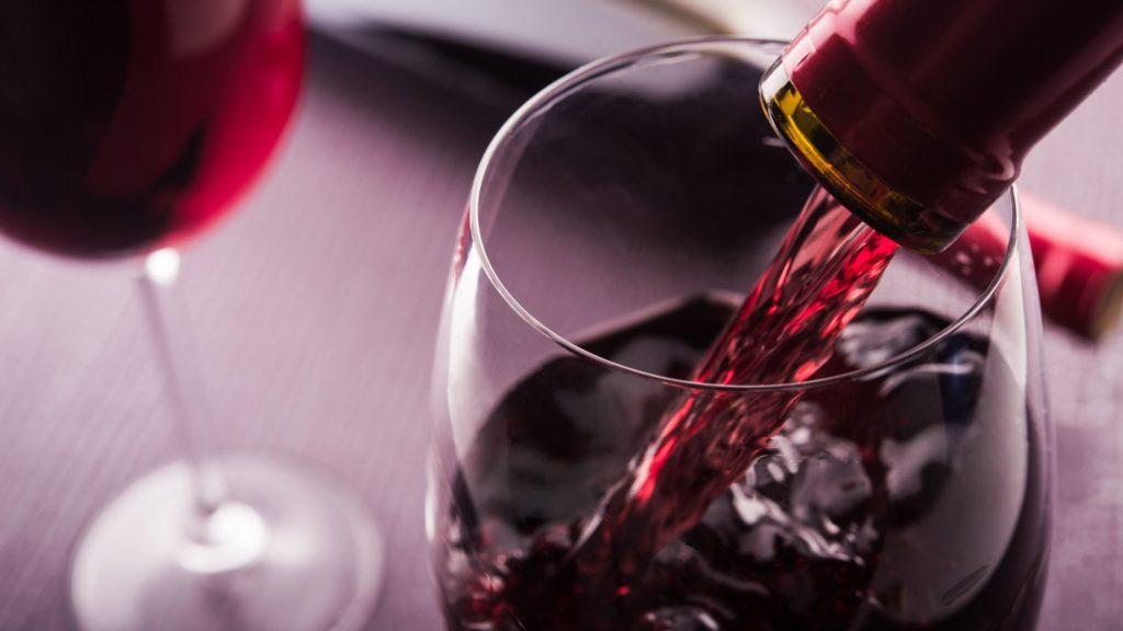 right red wine temperature