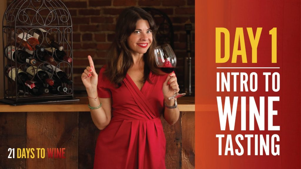 Introduction To Wine Tasting
