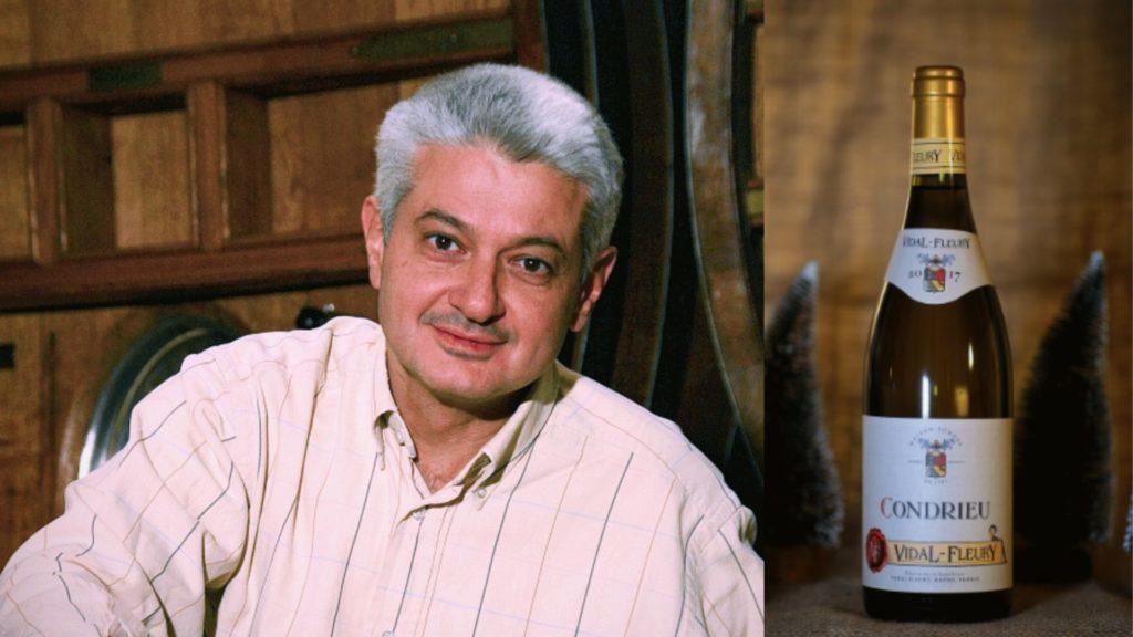 winemaker guy sarton du jonchay christmas