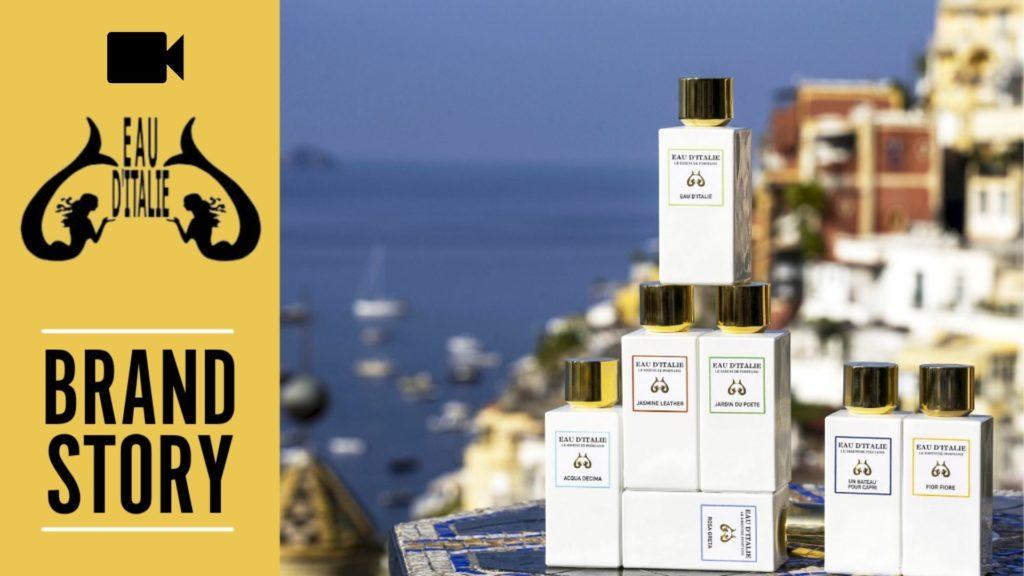 eau d'italie brand story