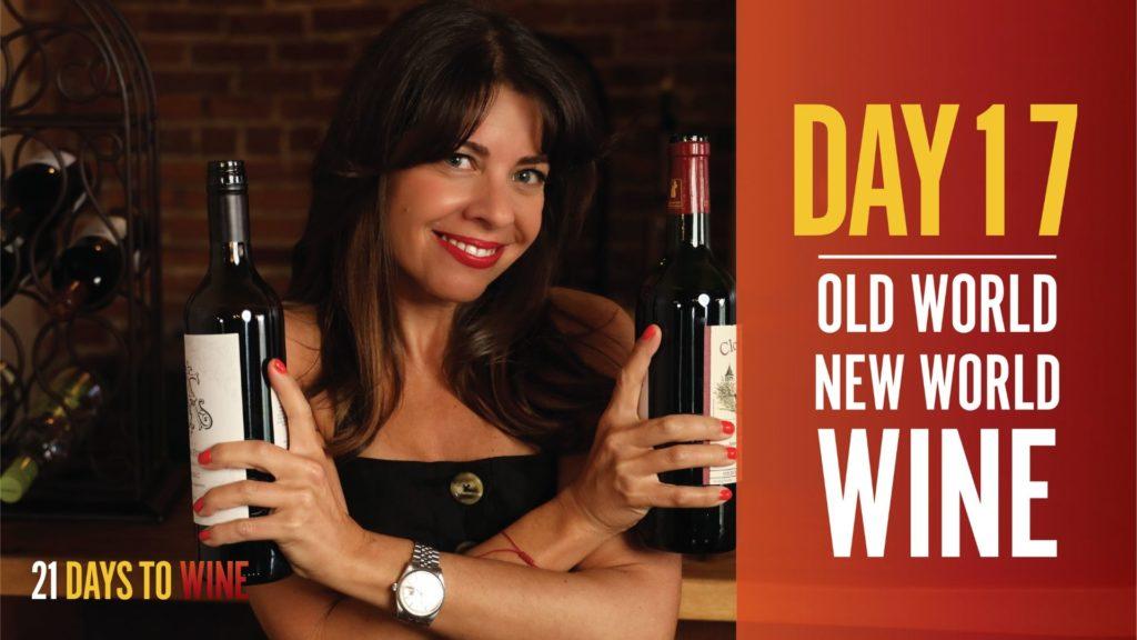 old world new world wine