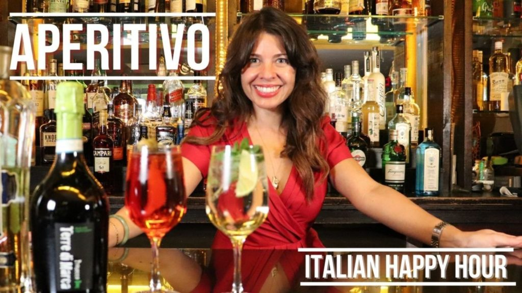 Aperitivo Italian Happy Hour