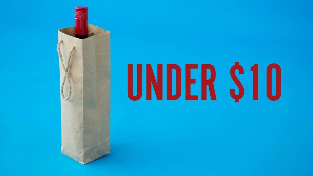 kosher wine under 10