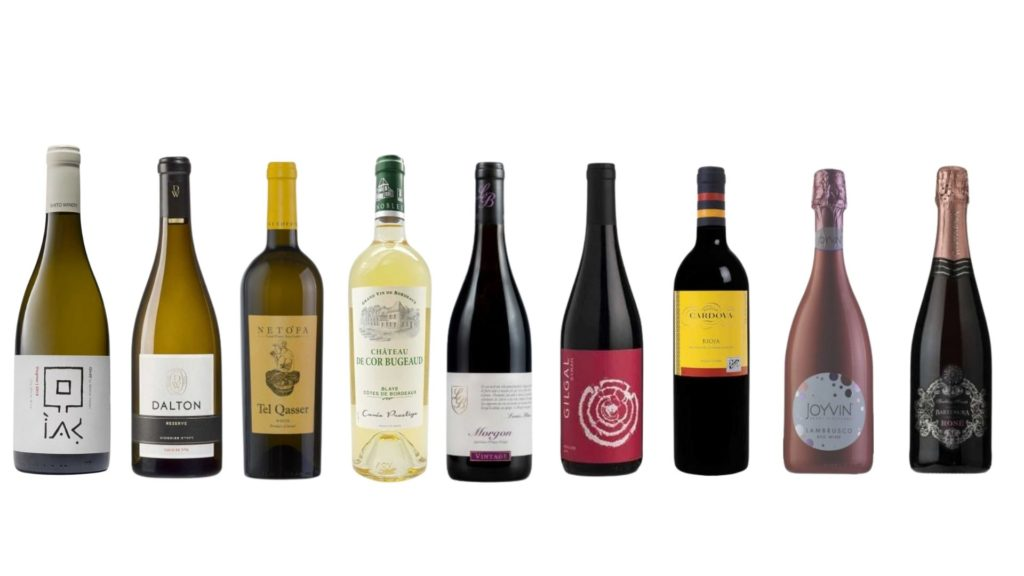 passover food and wine pairing